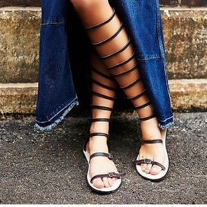 Jeffrey Campbell for Free People Sandals